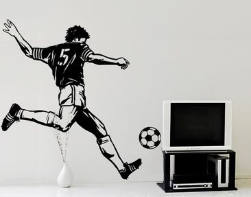 Product picture Wall Decal No.IS52 Kick!