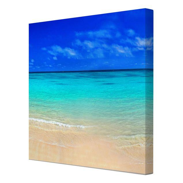 Produktfoto Leinwandbild - Paradise Beach I -...