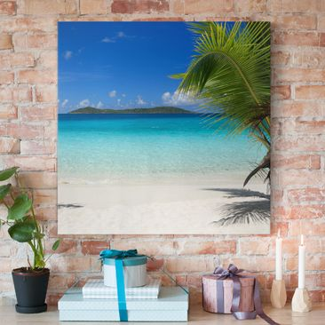 Produktfoto Leinwandbild - Perfect Maledives -...