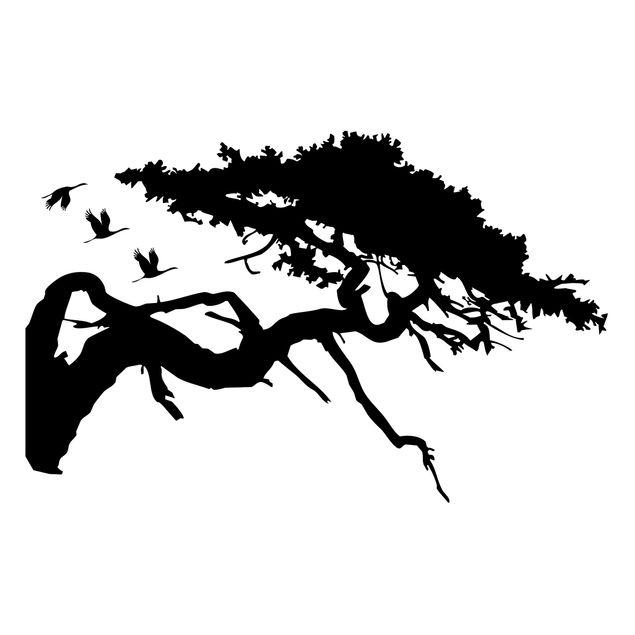 Produktfoto Wandtattoo Baum No.CG143 Asian Tree