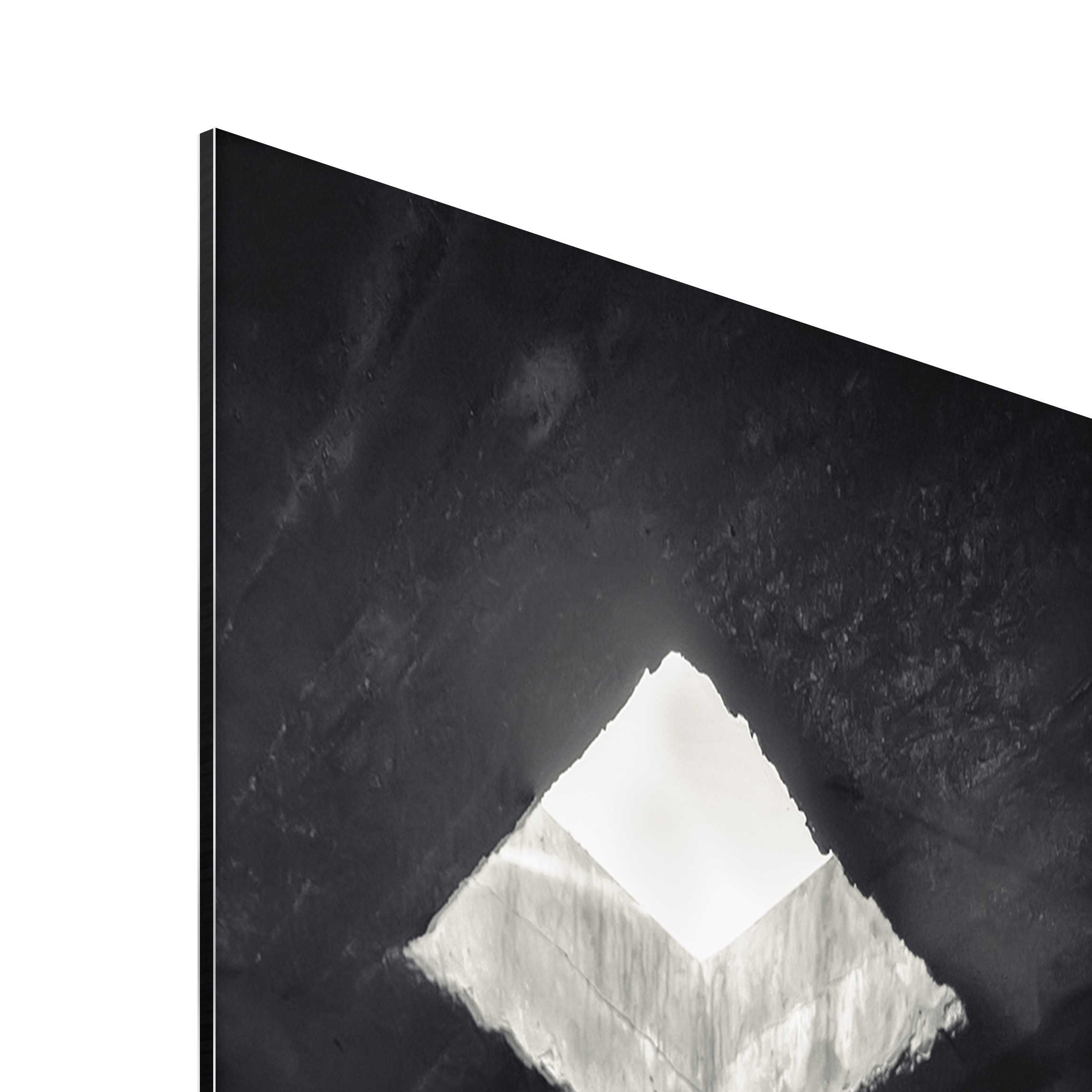 alu dibond bild busted panorama hoch. Black Bedroom Furniture Sets. Home Design Ideas