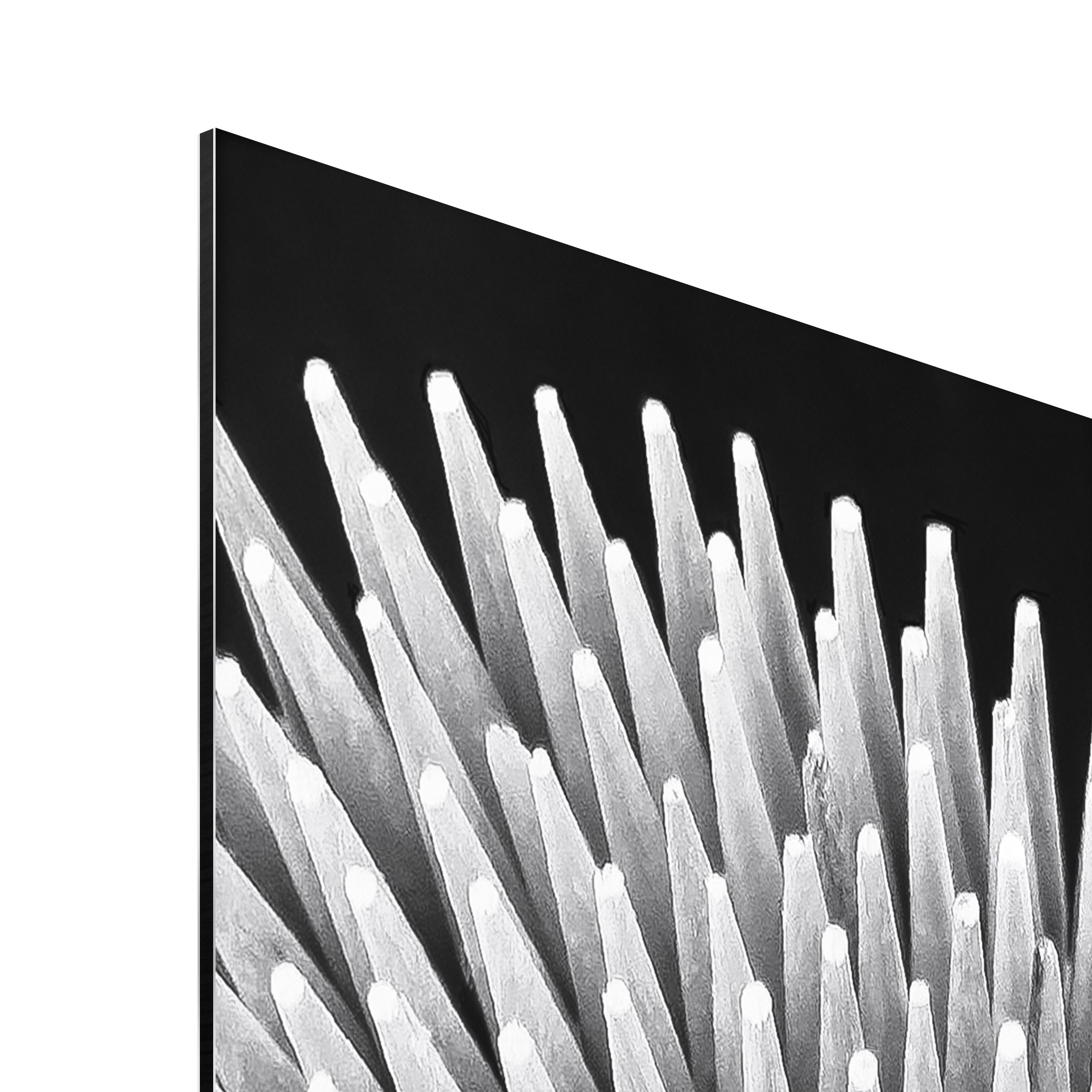 alu dibond bild hypnosis panorama hoch. Black Bedroom Furniture Sets. Home Design Ideas