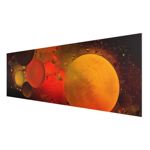 Produktfoto Alu Dibond Bild - Astronomisch -...