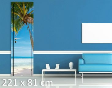 Product picture Door Wall Mural Relaxing Day