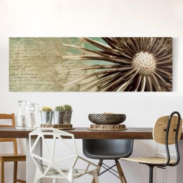 Product picture Canvas Art - Closer Than Before -...