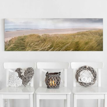 Product picture Canvas Art - Dunes Dream - Panoramic