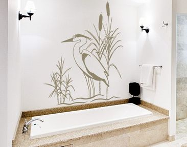 Produktfoto Wall Decal No.FB10 Heron