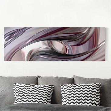 Product picture Canvas Art - Illusionary - Panoramic