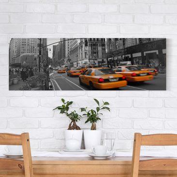 Immagine del prodotto Stampa su tela - New York, New York! - Panoramico