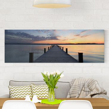 Product picture Canvas Art - Place Of Silence -...