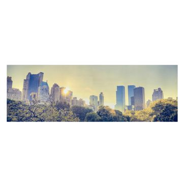 Product picture Canvas Art - Peaceful Central Park -...