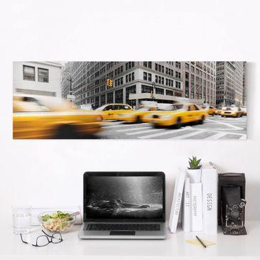 Immagine del prodotto Stampa su tela - Rapid New York - Panoramico