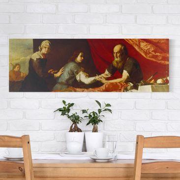 Immagine del prodotto Stampa su tela - Jusepe De Ribera -...