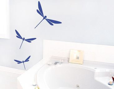 Product picture Wall Decal No.FB13 Dragonflies