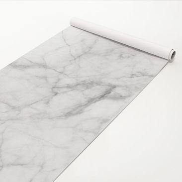 Produktfoto Klebefolie Marmoroptik - Bianco Carrara - Marmorfolie
