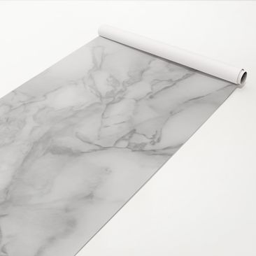 Produktfoto Klebefolie Marmoroptik - Marmoroptik Schwarz Weiss - Marmorfolie