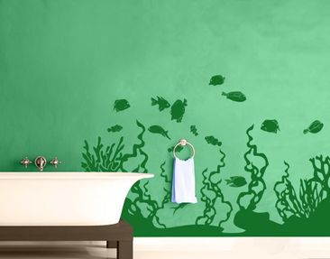Product picture Wall Decal no.IS45 Coral Reef