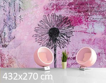 Product picture Photo Wall Mural Writing You ..!