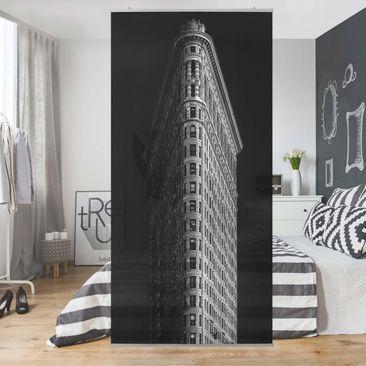 Produktfoto Raumteiler - Flatiron Building - 250x120cm
