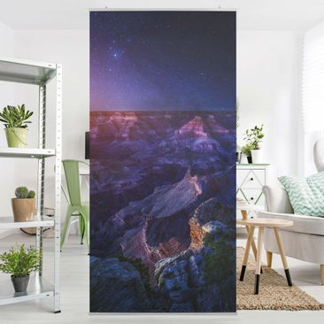 Produktfoto Raumteiler - Grand Canyon Night - 250x120cm