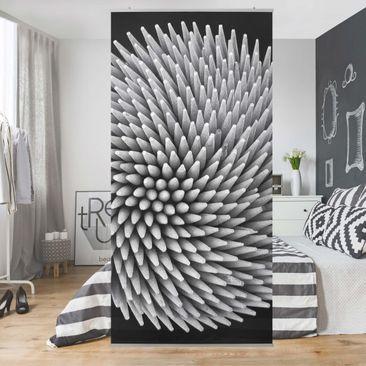 Produktfoto Raumteiler - Hypnosis - 250x120cm