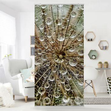 Produktfoto Raumteiler - Pusteblume Im Herbst - 250x120cm