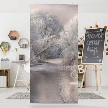 Immagine del prodotto Tenda a pannello - Winter Song - 250x120cm
