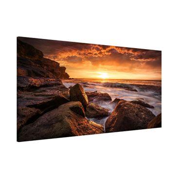 Produktfoto Magnettafel - Cape Solander - Memoboard Panorama Quer