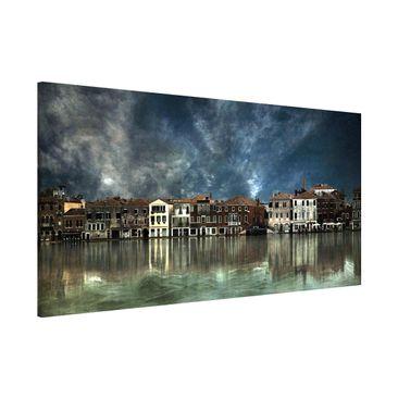 Immagine del prodotto Lavagna magnetica - Reflections in Venice - Panorama formato orizzontale