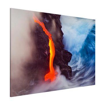 Produktfoto Magnettafel - Elemente der Natur - Memoboard Quer 3:4