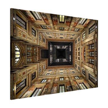 Produktfoto Magnettafel - Galleria Sciarra in Rom - Memoboard Quer 3:4