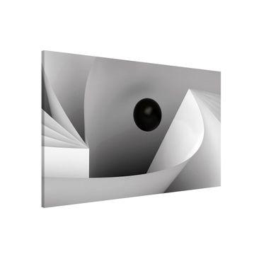 Produktfoto Magnettafel - Big Eye - Memoboard Quer 2:3