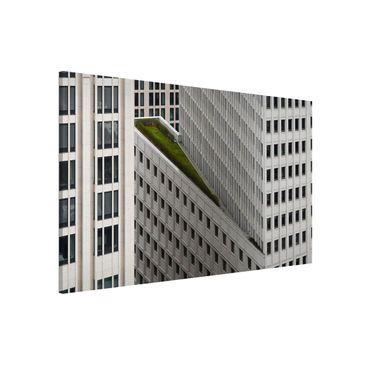 Produktfoto Magnettafel - Das grüne Element - Memoboard Quer 2:3