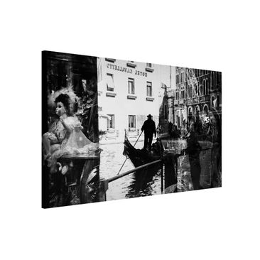 Immagine del prodotto Lavagna magnetica - Venice Reflections - Formato orizzontale 3:2