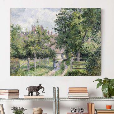 Produktfoto Leinwandbild - Camille Pissarro -...