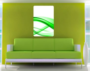 Product picture Wall Mural Green Element No.2