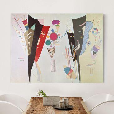 Immagine del prodotto Stampa su tela - Wassily Kandinsky - Accordo reciproco - Orizzontale 3:4