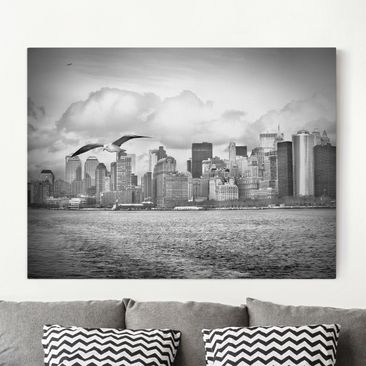 Product picture Canvas Art - No.YK1 New York II -...