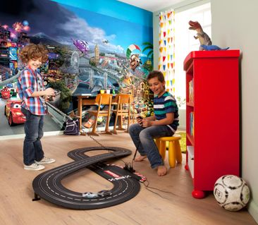 Product picture Kids Wallpaper - Disney Cars World -...