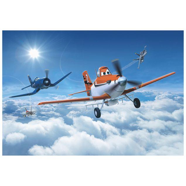 Produktfoto Disney Planes - Über den Wolken - Komar Fototapete