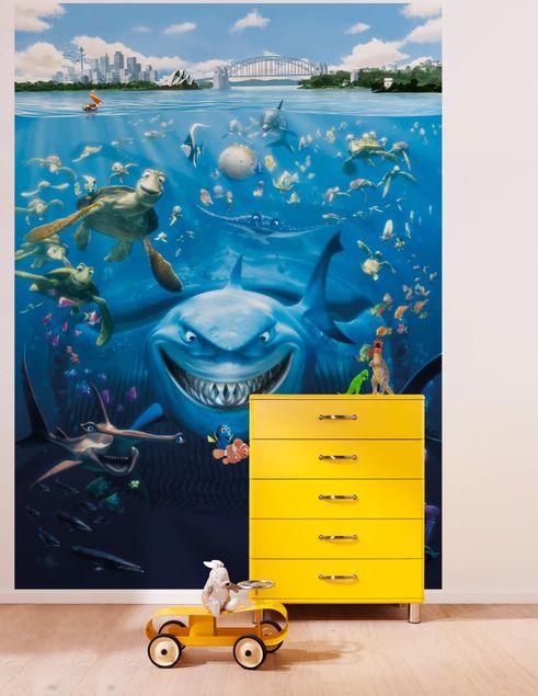 Produktfoto Disney - Findet Nemo - Komar Fototapete