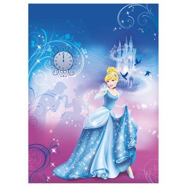 Produktfoto Disney's Cinderella - Nacht- Komar Fototapete