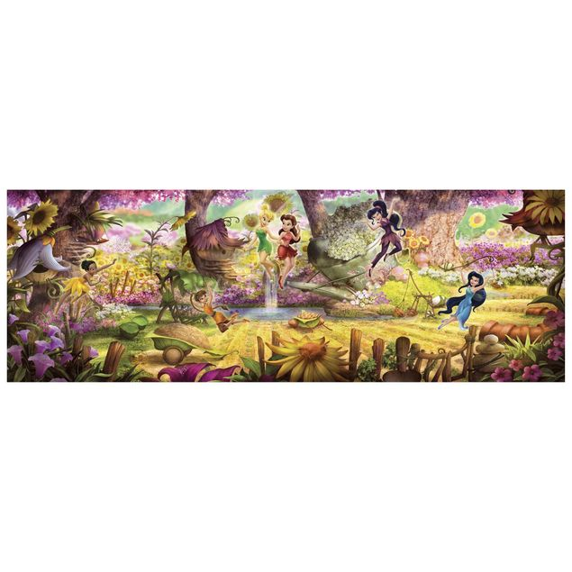 Produktfoto Disney Fairies - Feenwald - Komar Fototapete