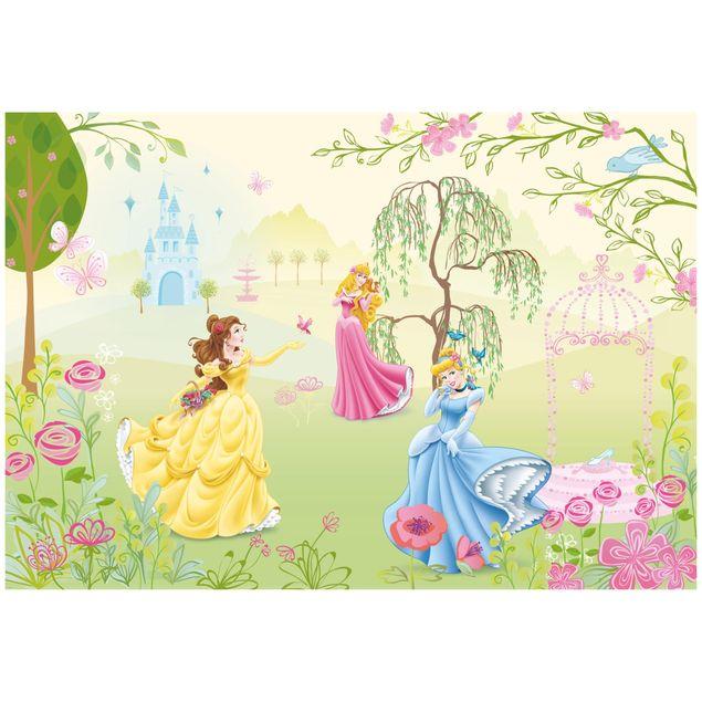Produktfoto Disney Prinzessinnen - Garten - Komar Fototapete