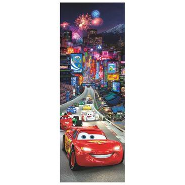 Immagine del prodotto Carta da parati per bambini - Cars: motori ruggenti Tokyo - Fotomurale