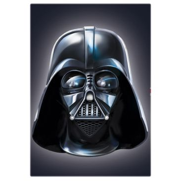 Produktfoto Star Wars Wandtattoo - Darth Vader - Komar Deco-Sticker