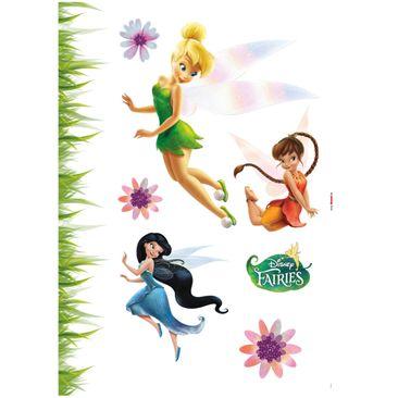 Immagine del prodotto Adesivo murale per bambini - Disney Fairies