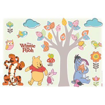 Produktfoto Disney Wandtattoo - Winnie Pooh Set - Komar Deco-Sticker