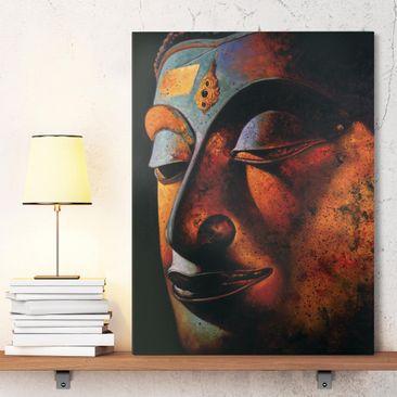 Immagine del prodotto Stampa su tela - Bombay Buddha - Verticale 4:3