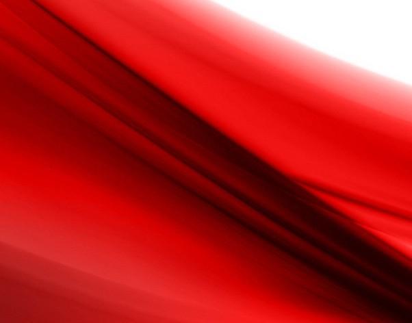 Produktfoto Selbstklebendes Wandbild Red Touch Triptychon